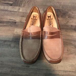 Mephisto Men's Baduard Loafer Size 12 Brown